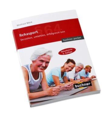 Rehasport Pocketbuch 6. Auflage von Winfried Möck